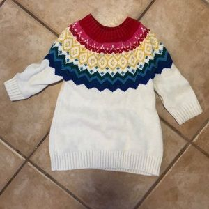Gymboree sweater dress